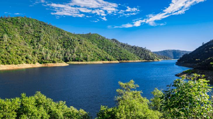 Don-Pedro-Camping-Don-Pedro-Lake-View